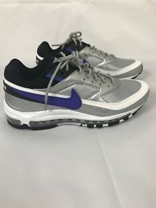 Details about NIB Nike Air Max 97BW Men's Shoes AO2406 002 Metallic Silver Persian Violet