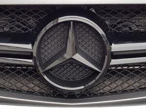 Benz Special 3D Emblem,Badge Noir//Chrome//Bleu pour Tous Les mod/èles