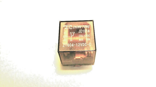 12V 60A Waterproof Relay SPDT 5-PIN With Harness