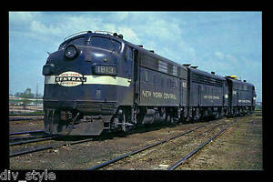 New york central emd f7a 1813 passenger diesel locomotive railroad postcard ebay - Webaccess leroymerlin fr ...