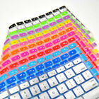 Silicone Keyboard Design Skin Cover For Apple Macbook Air 13 Pro 13 Retina 13.3