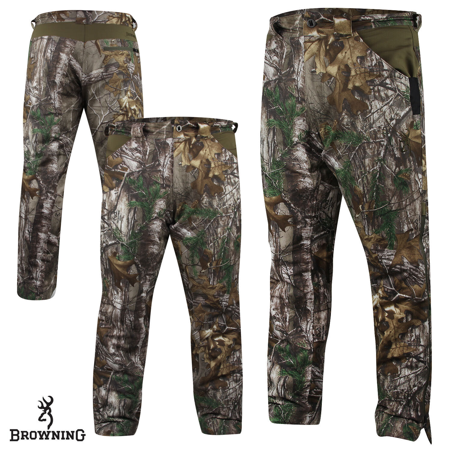 Browning Hell's Canyon Mercury  Pants (36)- RTX  just buy it