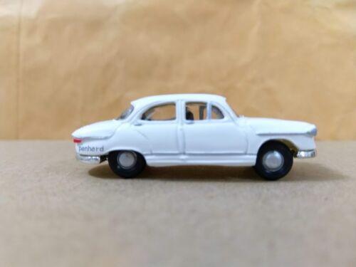 Norev 1//86 HO scale diecast model car Panhard PL 17 automobile 1960/'s