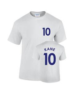 uk availability 4f084 d79b7 Details about Harry Kane Tottenham Spurs No.10 Kids Football Fans T-Shirt