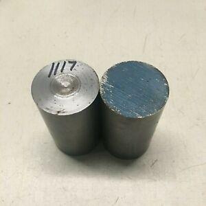 3 1//2 Inch diameter 1018 CR steel bar End Drops Scrap.