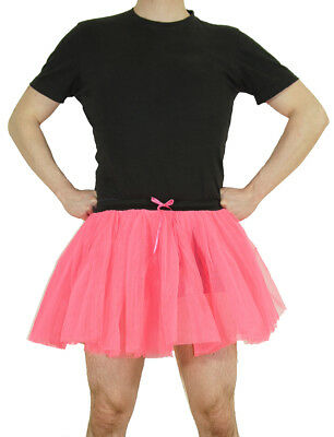 Pinkes Männerballett Tutu