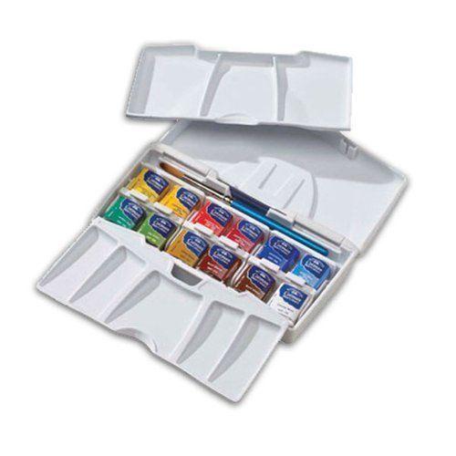 Winsor & Newton Cotman Watercolour Pocket Plus Box