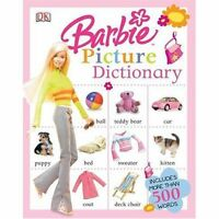 Barbie My Picture Dictionary By Dorling Kindersley Publishing Staff (new)