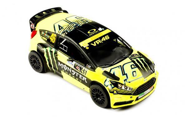 IXO Models FORD FIESTA FIESTA FIESTA RS WRC  46 V. Rossi-C. C 1 18 18RMC015 b3d4ab