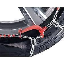 Catene neve per SUV e 4x4  MAGGI THE ONE SUV gr 119 tensionamento a elastomeri