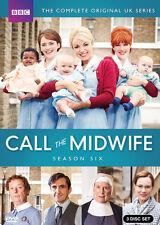 Call The Midwife: Season Six (2017, DVD New)