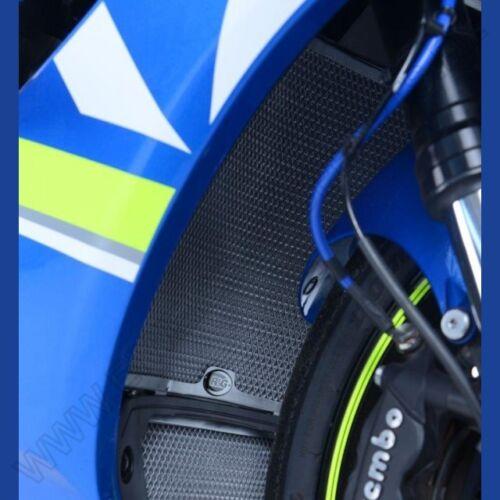 R/&g racing radiador rejilla agua radiador Suzuki GSX-R 1000 2017-radiator Guard