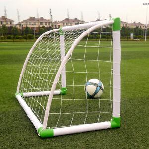 Portable-Mini-Kids-Soccer-Goal-for-Backyard-47-034-x31-034-Training-Football-Sports-Net