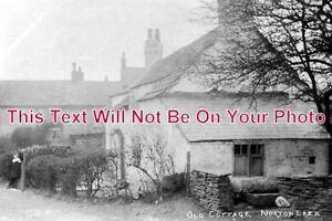 YO-914-Old-Cottage-Norton-Lees-Sheffield-Yorkshire-6x4-Photo