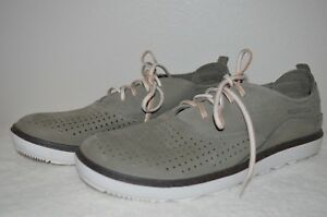 827d9dddaee1 MERRILL Shoes Oxfords Around Town Lace Air Vetiver Light Olive Green ...