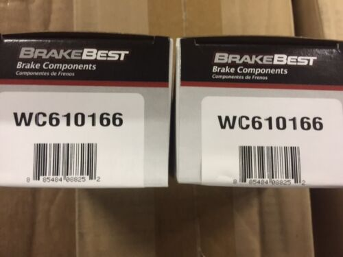 Lot of 2 WC610166 Pair of BrakeBest Wheel Cylinders NEW