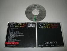 STEVE HARLEY & COCKNEY REBEL/GREATEST HITS(EMI/CDP 7 46714 2)CD ALBUM