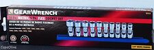 GearWrench 80565 10 PCS 3/8-Inch Drive 6 Point Flex Socket Set METRIC EXPEDITED