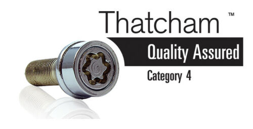 Volvo XC60 2008-2017 HEYNER quality wheel locking Premium BOLTS M14x1.5 Thatcham