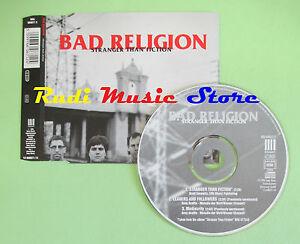 CD-singolo-Bad-Religion-Stranger-Than-Fiction-EUROPE-1994-no-vhs-lp-mc-S18