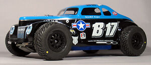 McAllister Racing #310 1//8 Tri County Modified Body w// Decal