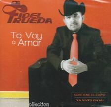 Fidel Rueda CD NEW Te Voy Amar ALBUM Con 10 Canciones SEALED