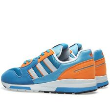 Adidas Originals ZX 420 UK 7.5 Cyan Blue Casuals 8000 9000 750 600 EQT ADV Boost