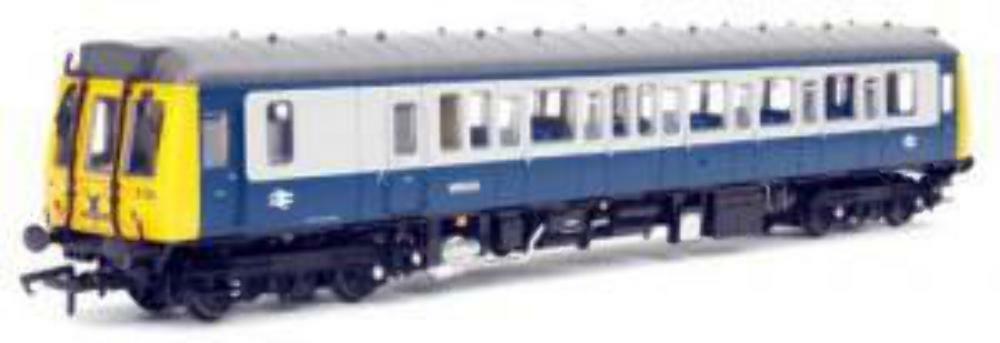 Dapol 4D-009-006 OO Gauge azul gris Highland Stag Class 121 DMU 55026