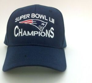 low price NEW ENGLAND PATRIOTS SUPER BOWL LIII CHAMPIONS CAP HAT ... a12f8a99d4ae