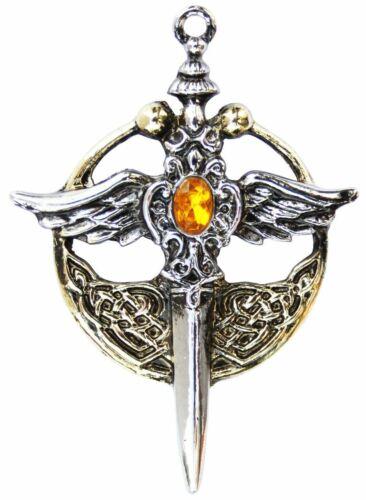 espada colgante LT04 Los tesoros perdidos de Albión: St Michael Reliquia joyería