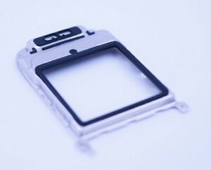 Original Nokia 6020 Display Rahmen LCD Frame Ohr Hörer Lausprecher