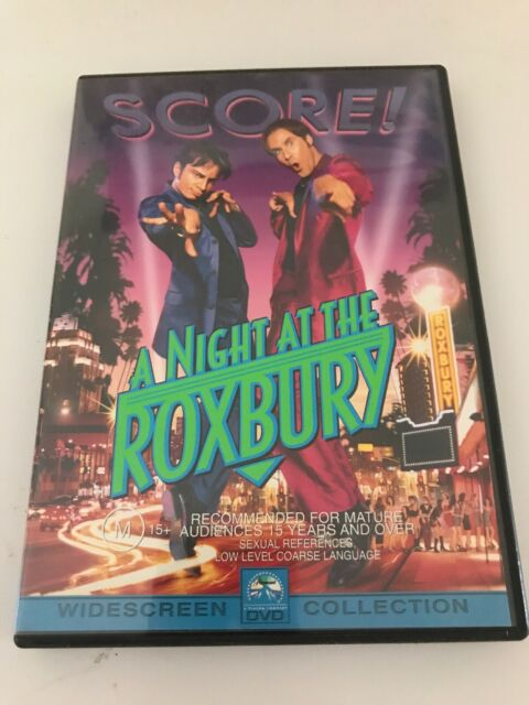 Buy One DVD Choose A Second One Free! Night At The Roxbury DVD