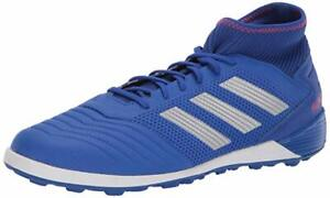 ADIDAS-MENS-PREDATOR-TANGO-19-3-BB9084-TF-SOCCER-SHOES-12-COLOR-BLUE-SILVER-RED