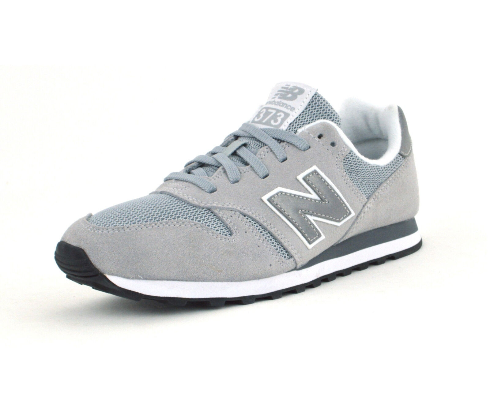 NEW BALANCE ML373GR - MENS TRAINERS - GREY - BRAND NEW - RETRO SNEAKERS