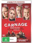 Carnage (DVD, 2012)