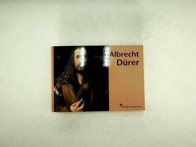 Albrecht Dürer - Postcard Book - 2003