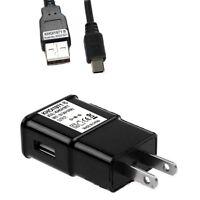 Wall Charger Ac Adapter Usb Cable For Kodak Pixpro Az651 Digital Camera