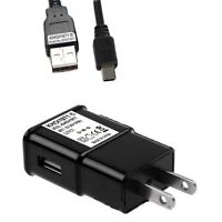 Wall Charger Ac Adapter Usb Cable For Kodak Pixpro Az525 Az526 Digital Camera