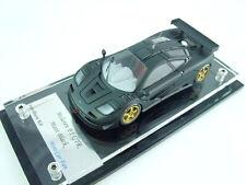 1/43 Mclaren F1 GTR LM street version Matt Black autobarn ab