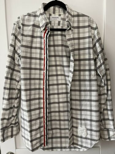 thom browne mens shirt