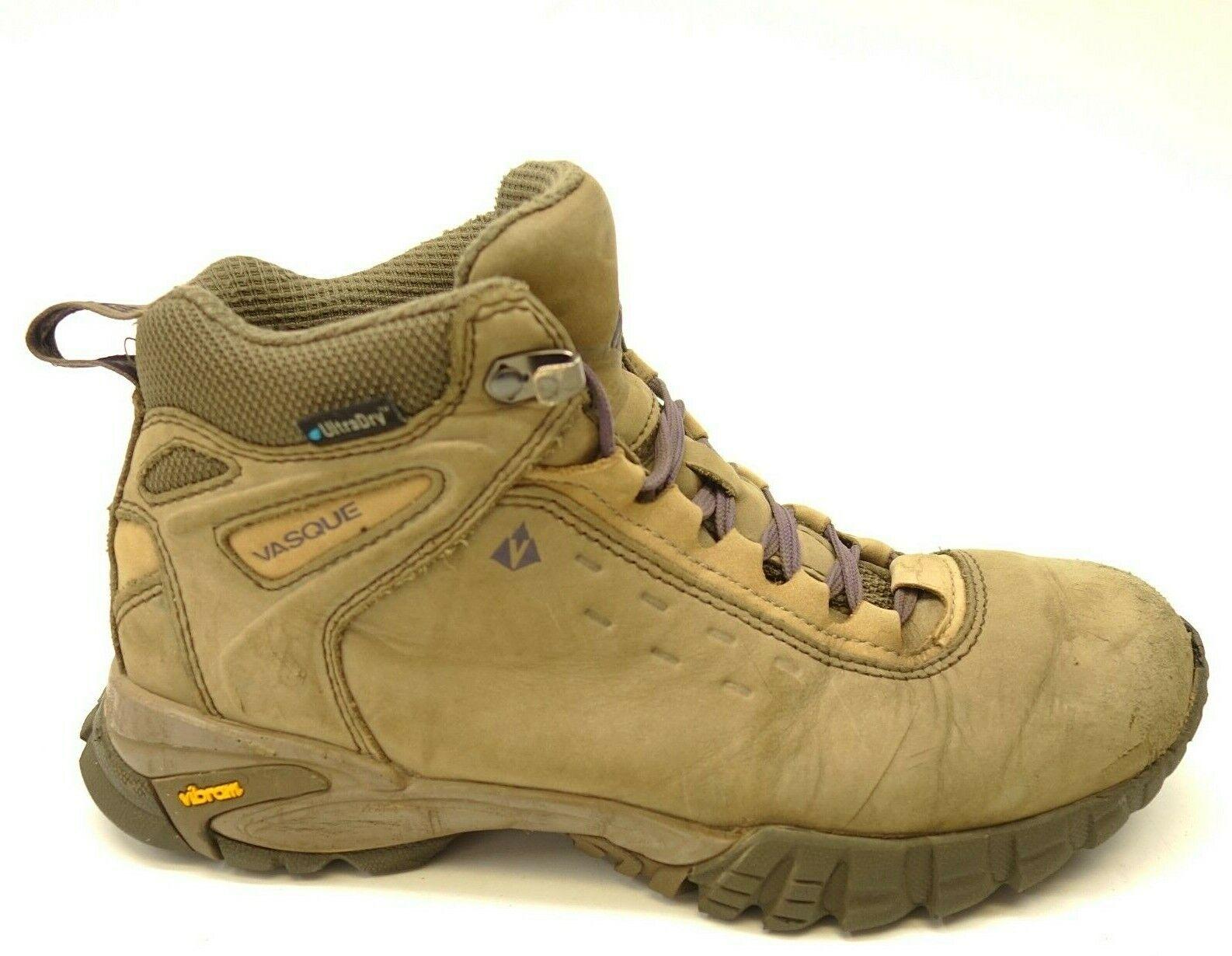 Vasque Talus Trek Niedrig US 8 Eu 38,5 Ultradry Leder Wandern Damen Schuhe