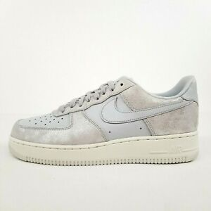 Details about Nike Wmns Air Force 1 '07 Prem Pure Platinum Glitter 616725-011 New Wmns No Lid
