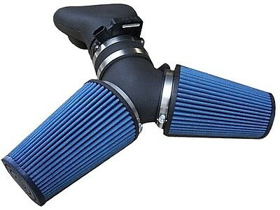 VOLANT 25957C COOL AIR INTAKE W/PRO 5 AIR FILTER FOR 01-04 CORVETTE 5.7L V8