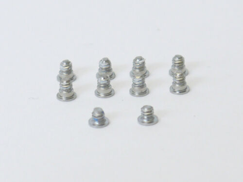 3X NEW Bottom Cover Case Screws 10PCs for Macbook Pro A1398 2012 2013 2014 2015
