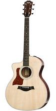 Taylor 214ce LH Grand Auditorium Left-Handed  Natural Acoustic-electric Guitar,