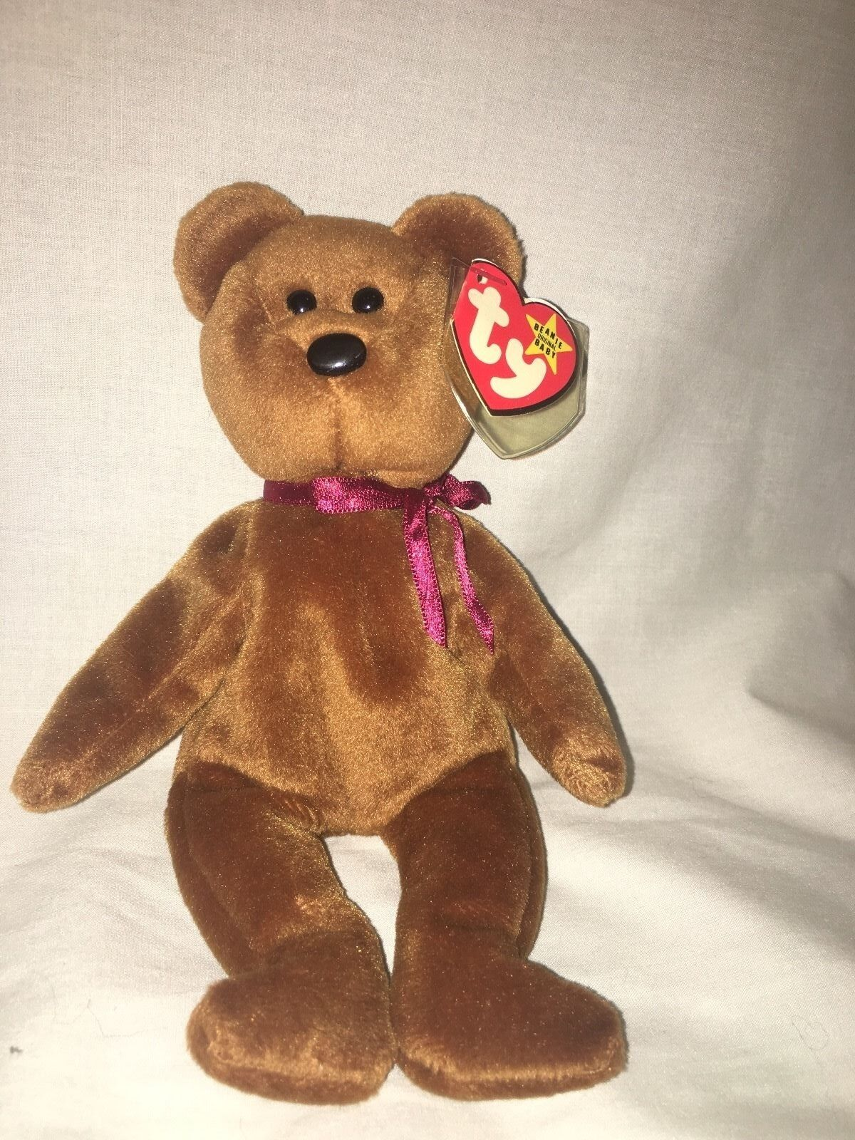 1995 Teddy Ty Beanie Baby in Mint Condition