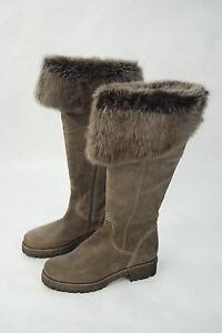 Stiefel Wollfilz Kollektionsteil Grey Winter Innenfutter Leder Als 37 Grau FHPaq
