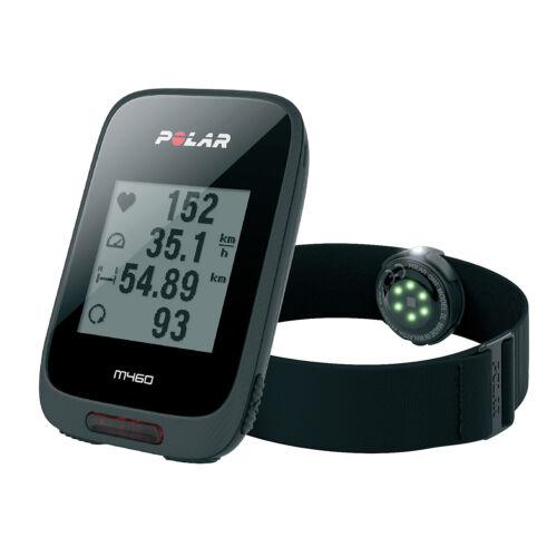 Polar M460 GPS Bike Computer With OH1 Optical Heart Rate Sensor