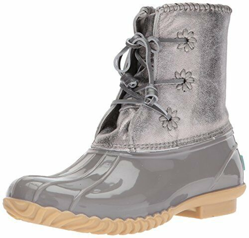 Jack Rogers Womens Chloe Metallic Rain Boot- Pick SZ/Color.