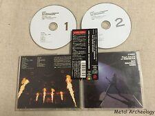 Sex Machineguns - Live! Final Attack at Budokan JAPAN 2CD 2003 (TOCT25148/9) OBI
